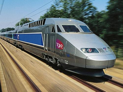 Transfert avec les gares de samoreau et de Seine-et-Marne