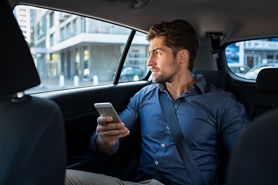 Comment contacter un chauffeur de Taxi à Samoreau