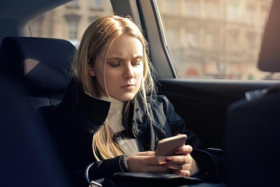 Comment réserver un Taxi et chauffeur à Samoreau